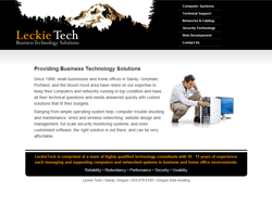 Leckie Tech Featured