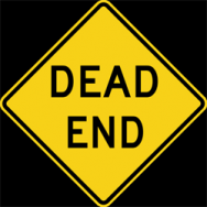 Dead End Blog